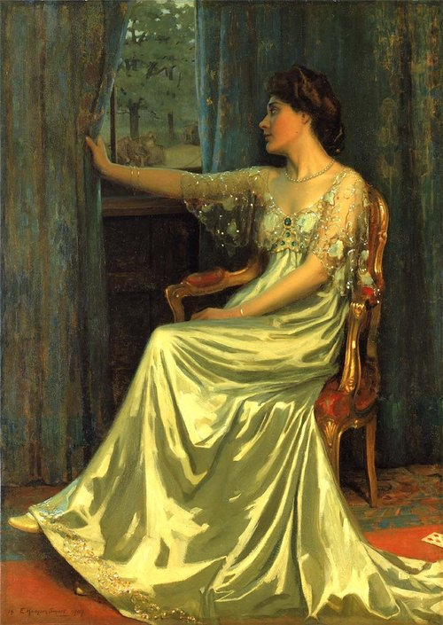 Edmund Hodgson Smart - Dawn 1907