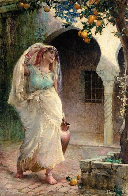 Isaac Snowman - The Water Carrier