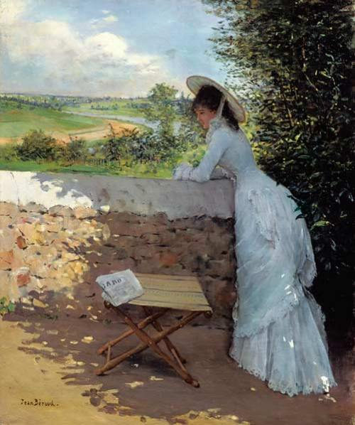 Jean BERAUD - Un Figaro de Rêve