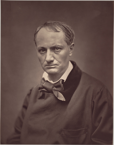 Charles Baudelaire 1863