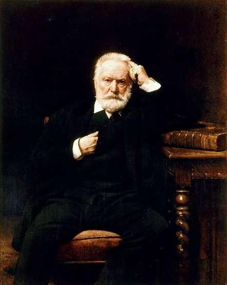 Léon Bonnat - Portrait de Victor Hugo