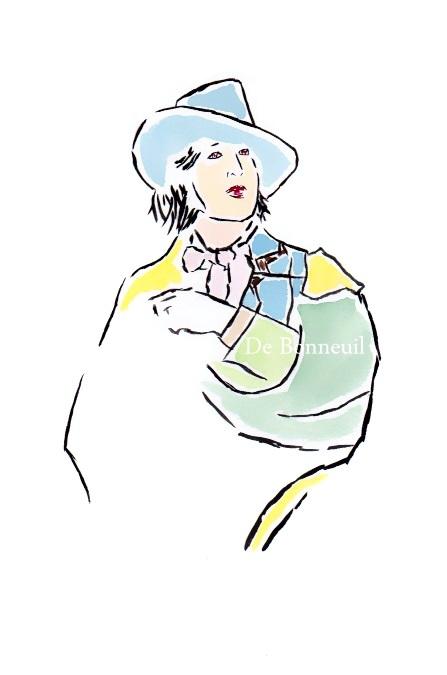 PIERRE   De Bonneuil - Oscar Wilde