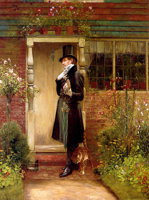 Walter Sadler - Dendy The Suitor