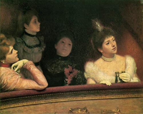 Federico Zandomeneghi - En el Teatro
