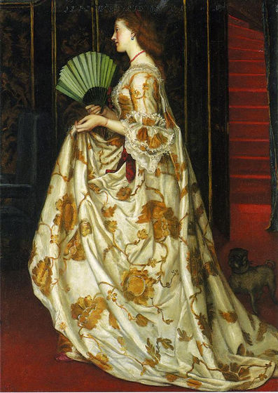 Valentine Cameron Prinsep - My Lady Betty