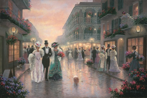 Christa Kieffer - Royal Street