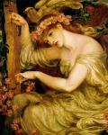 Dante Gabriel Rossetti – A Sea Spell1877